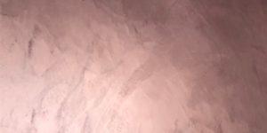 Microciment métallisé lavande