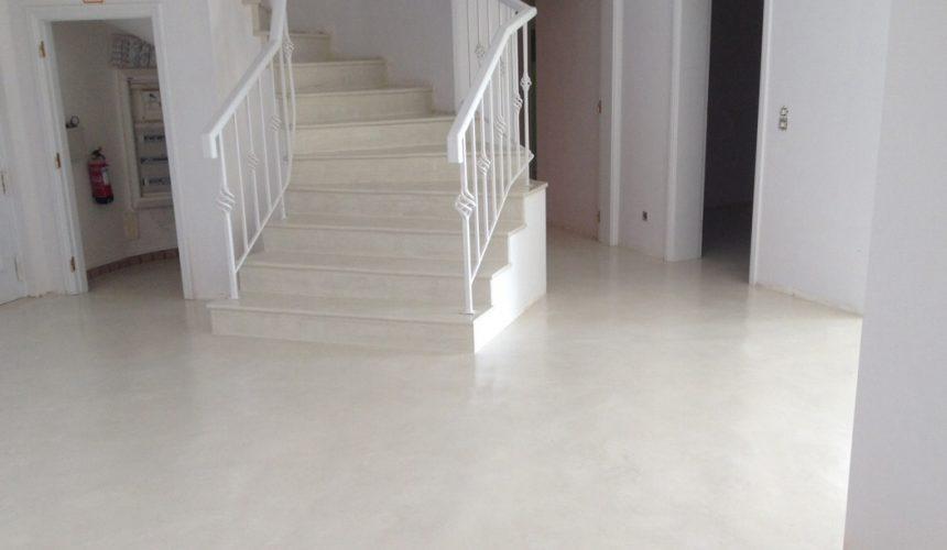 Microcemento | Cemento Alisado: escaleras